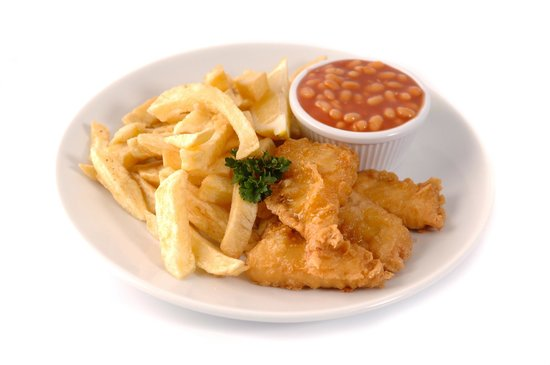 Nice lunch review of webster 39 s fish and chips restaurant for Best place for fish and chips near me