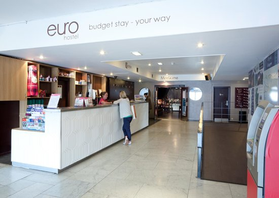 Photo of Euro Hostel Glasgow