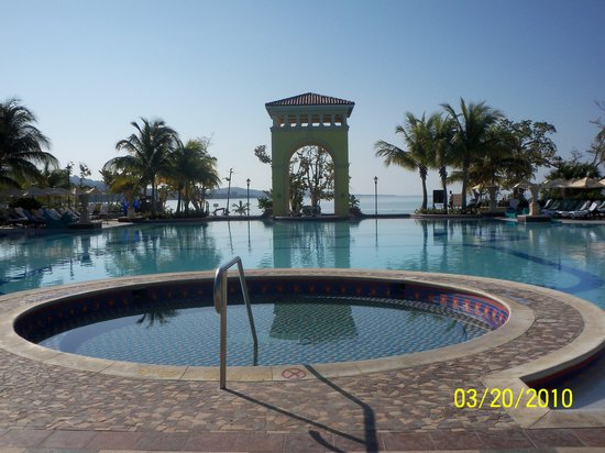 Riviera Pool Picture Of Sandals Whitehouse European