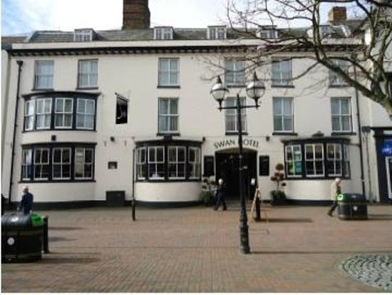 Photo of The Swan Hotel Stafford