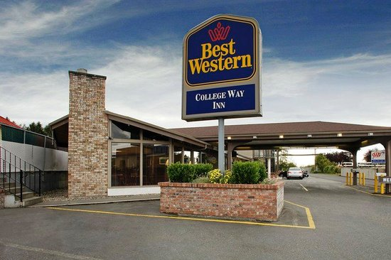 ‪BEST WESTERN College Way Inn‬