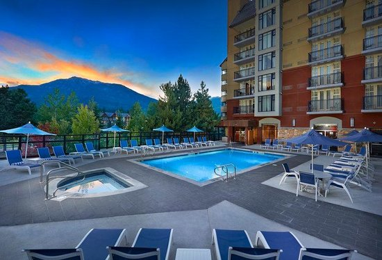 ‪Hilton Whistler Resort & Spa‬
