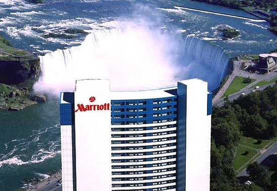 ‪Marriott Niagara Falls Fallsview Hotel & Spa‬