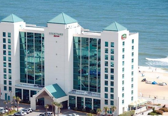 Photo of Courtyard by Marriott Virginia Beach Oceanfront / South