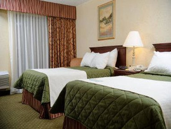Days Hotel Sutton Flatwoods: 2 Bed Guest  Room