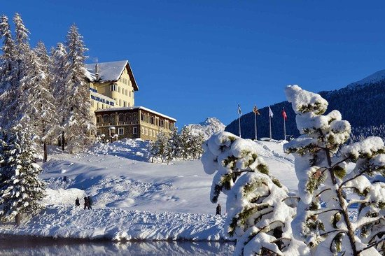Photo of Waldhaus Am See Hotel St. Moritz