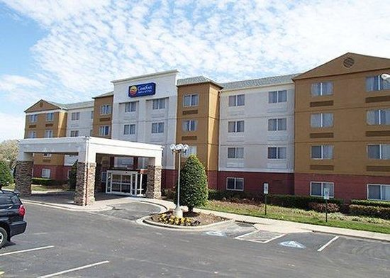 Photo of Comfort Inn & Suites Kannapolis