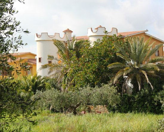 Photo of Villa Olimpo Le Torri Agrigento