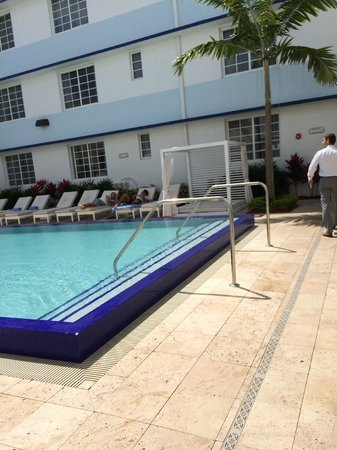Pestana South Beach Art Deco Hotel: Pileta