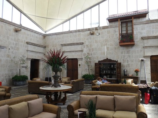 Casa Andina Private Collection Arequipa: Lobby
