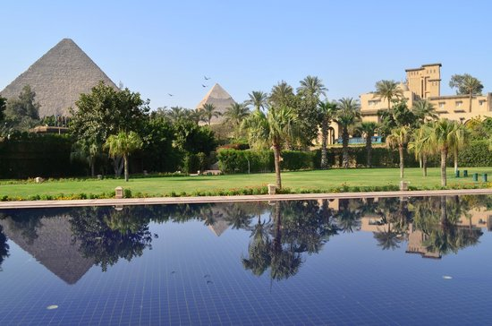 Photo of Mena House Hotel Giza
