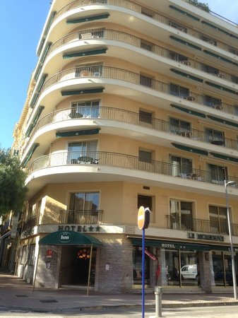 Photo of Moderne Hotel Menton