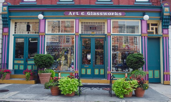 Art & Glassworks