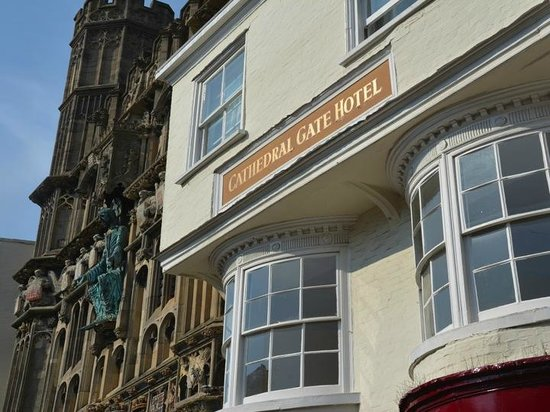 Photo of Cathedral Gate Hotel Canterbury