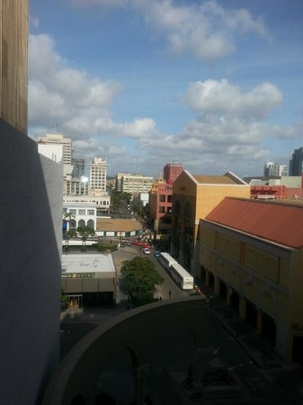 The Westin San Diego Gaslamp Quarter: View from the Room