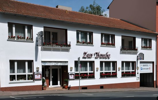 Hotel Zur Traube Bad Homburg