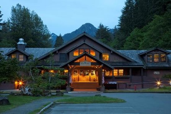 Photo of Sol Duc Hot Springs Resort Olympic National Park
