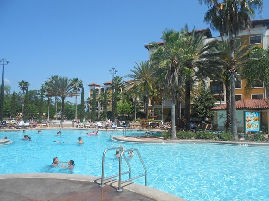 floridays resort orlando the hotel pool