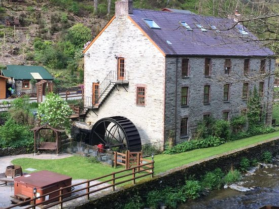 Godremamog Water Mill