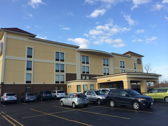 Best Western Inn Buffalo Airport