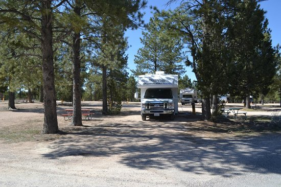 Site 60 Picture Of Ruby S Inn Campground And Rv Park