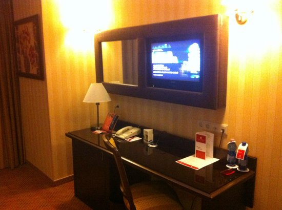 Ramada Hotel & Suites Bucharest North: Wifi gratis