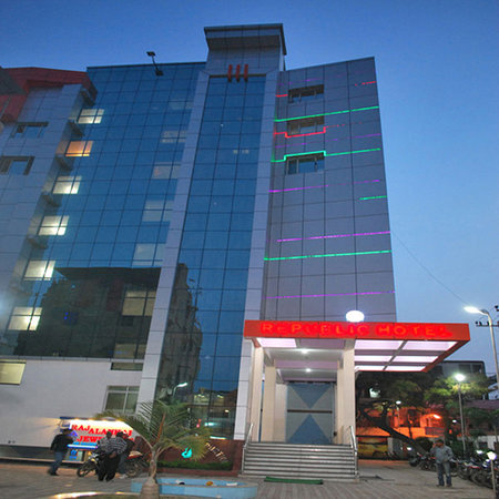 Photo of Hotel Republic Patna