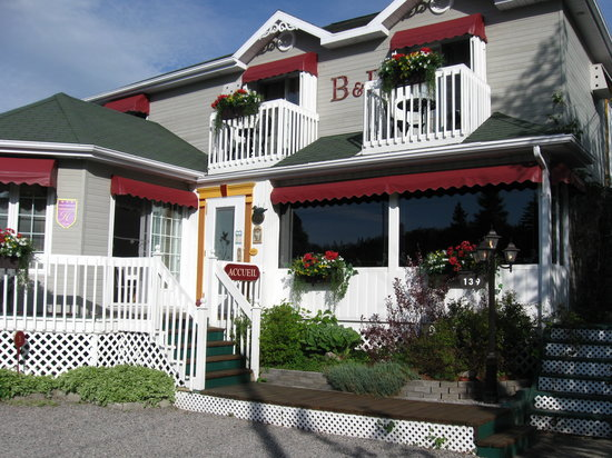 auberge maison gagne tadoussac quebec hotel reviews