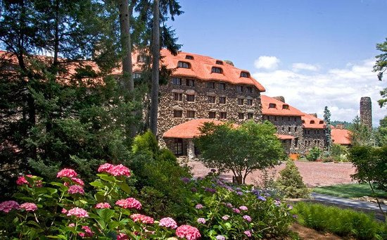 Photo of The Omni Grove Park Inn Asheville