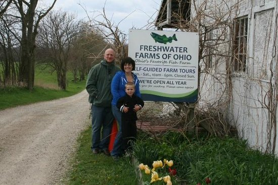 Urbana photos featured images of urbana oh tripadvisor for Indiana fish farms