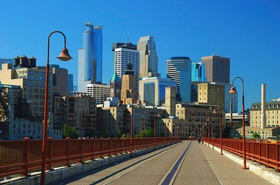 Courtyard by Marriott - Minneapolis Bloomington: Mpls Downtown