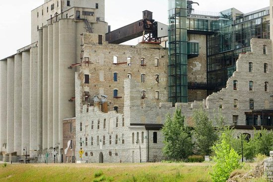 Courtyard by Marriott - Minneapolis Bloomington: Mpls Mill City Museum