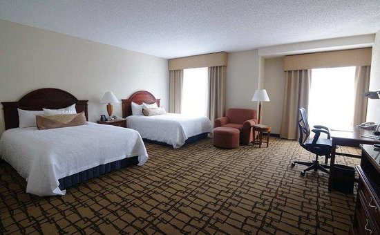 Accessible 2 Queen Beds Picture Of Hilton Garden Inn
