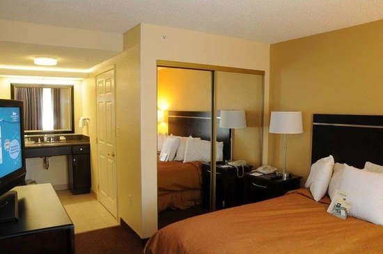 2 Bedroom Queen Picture Of Homewood Suites By Hilton Anaheim Main Gate Area Garden Grove