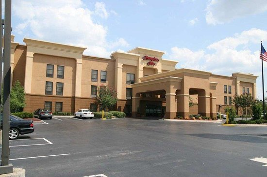 Hampton Inn Jackson Clinton