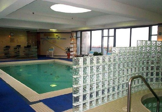 Indoor Pool Spa Picture Of Toronto Marriott Downtown Eaton Centre Hotel Toronto Tripadvisor