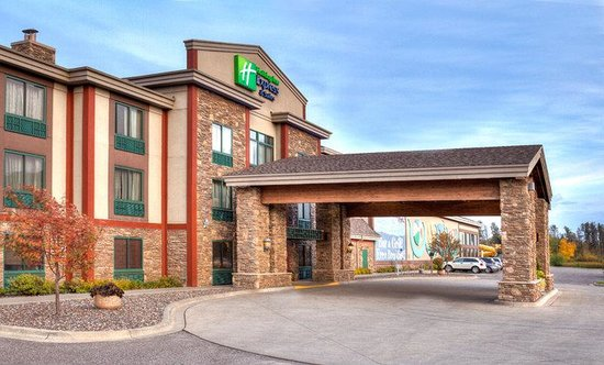 ‪Holiday Inn Express Hotel & Suites Brainerd-Baxter‬
