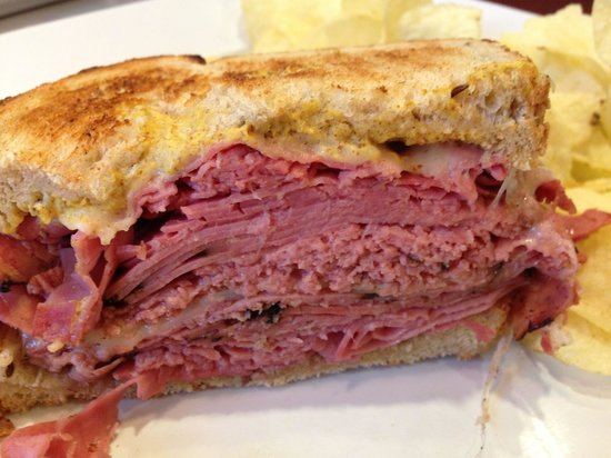 Deli Zone's New Yorker Sandwich Recipes — Dishmaps