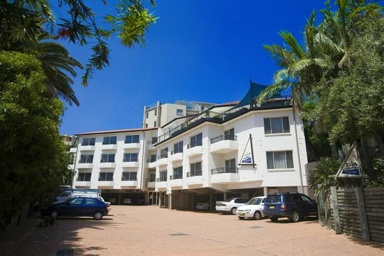 Terrigal Sails Serviced Apartments
