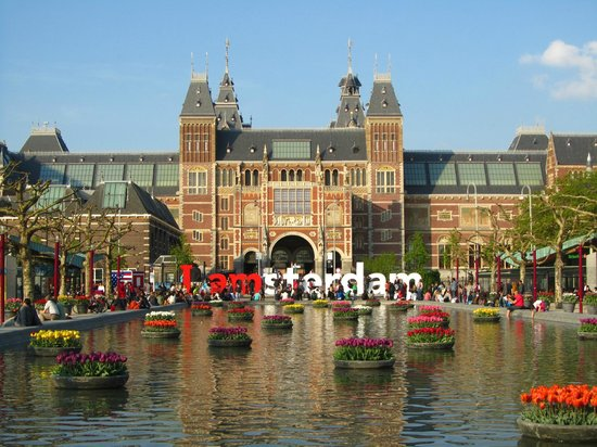 Amsterdam Tourism Best Of Amsterdam The Netherlands