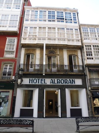 Photo of Alboran La Coruña