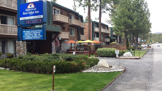 ‪Americas Best Value Inn - Casino Center Lake Tahoe‬