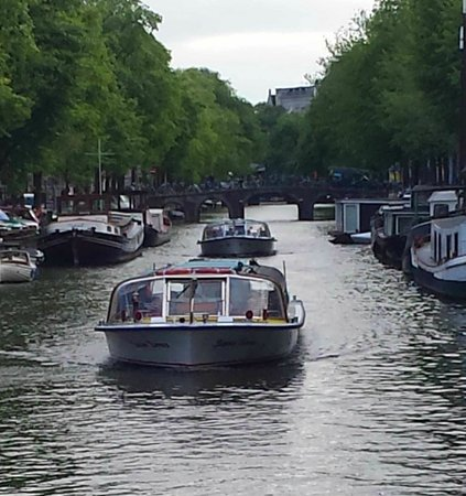 Prinsengracht: here they come