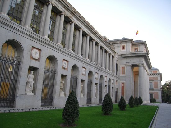 Museo Del Prado  Picture Of Madrid En Ruta  Private Tours Madrid  TripAdv