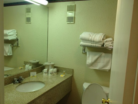 Days Inn Miami International Airport: banheiro