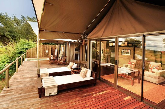 ‪Anabezi Luxury Tented Camp‬