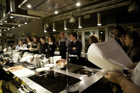 Italian Cake Design School Milano : Four Seasons Milan Cooking lessons (Italy) on TripAdvisor ...