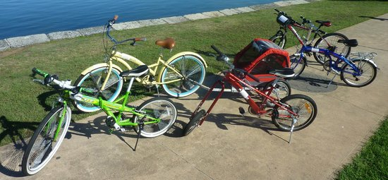 bike hire for children on central coast. Black Bedroom Furniture Sets. Home Design Ideas