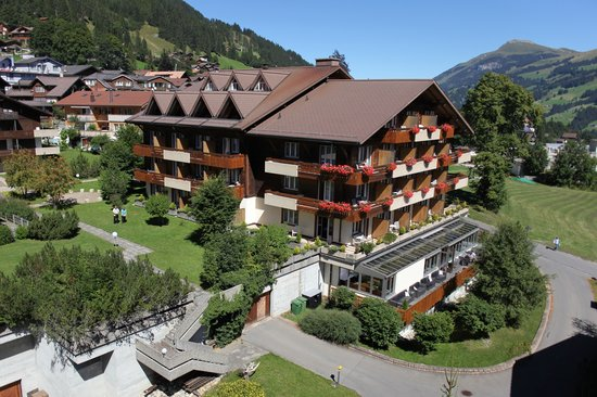 Photo of Hotel Steinmattli Adelboden