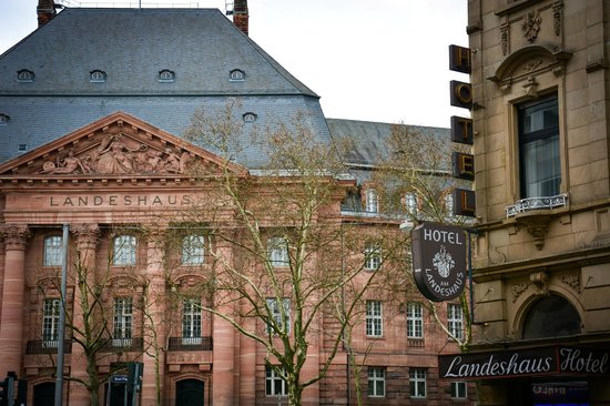Photo of Hotel am Landeshaus Wiesbaden